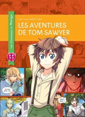 Les aventures de Tom Sawyer Manga