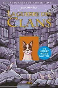 La guerre des Clans : le Clan du Ciel et l'étranger