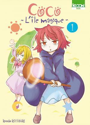 Coco - l'île magique Manga
