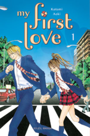My First Love Manga