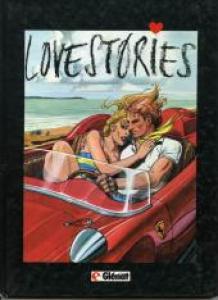 Love stories Artbook
