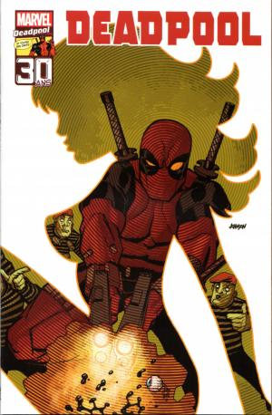 Deadpool - 30 ans