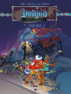 Donjon - Antipodes +