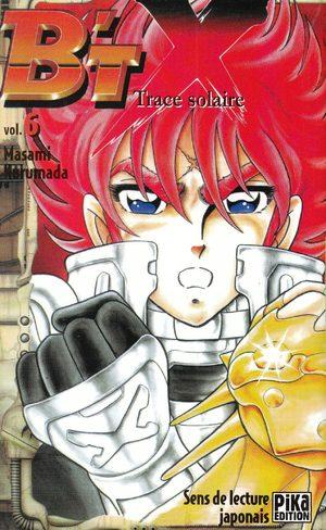 B'Tx Manga