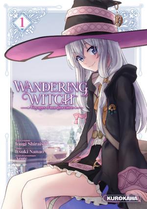 Wandering witch Manga