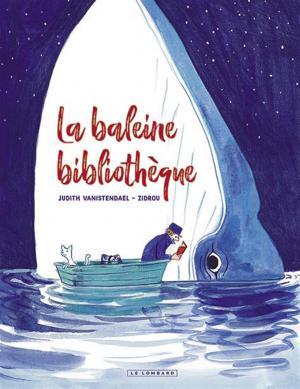 La baleine bibliothèque BD
