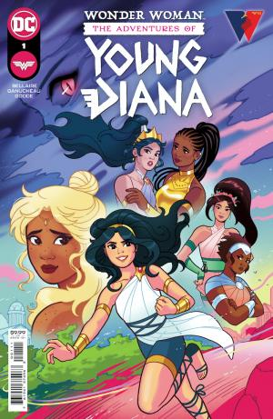 Wonder Woman: The Adventures of Young Diana special