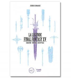 La Légende Final Fantasy XV Roman