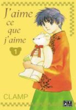 J'aime ce que J'aime Manga