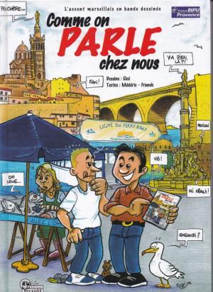 L'accent marseillais en bande dessinée