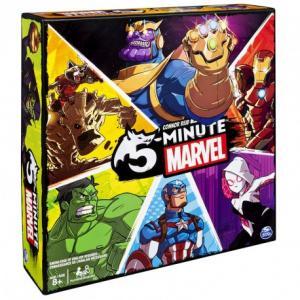 5 Minutes Marvel