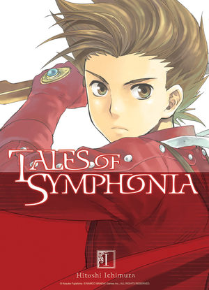 Tales of Symphonia Artbook