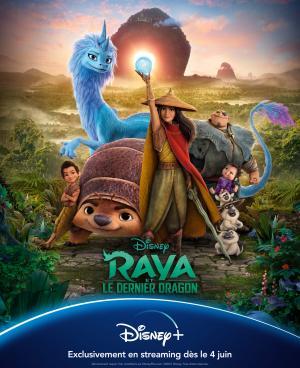 Raya et le dernier dragon Film