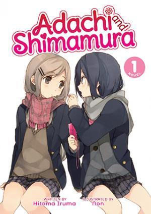 Adachi to Shimamura Light novel