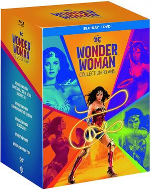 Wonder Woman - 80 ans