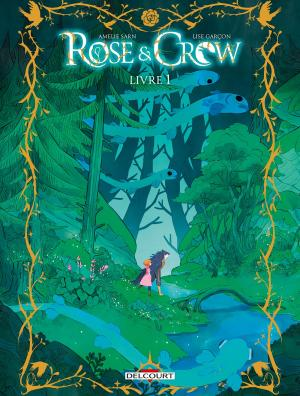 Rose and Crow