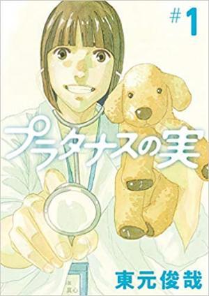 Platanus no Mi Manga