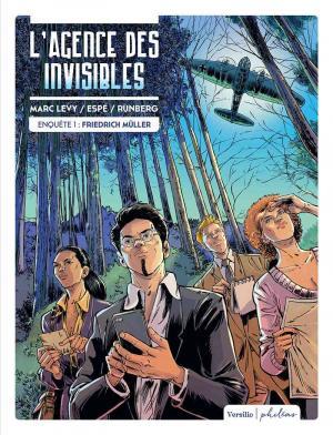 L'agence des invisibles BD