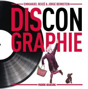 Discongraphie Artbook