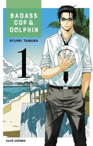 Badass Cop & Dolphin Manga