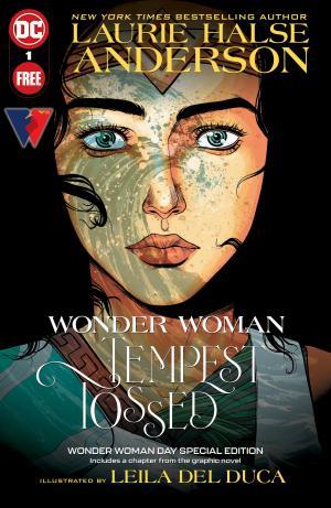 Wonder Woman Day 2021 - Wonder Woman: Tempest Tossed