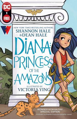 Wonder Woman Day 2021 - Diana: Princess of the Amazons