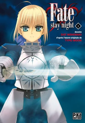 Fate Stay Night Manga