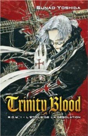 Trinity blood Roman