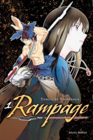 Rampage Manga