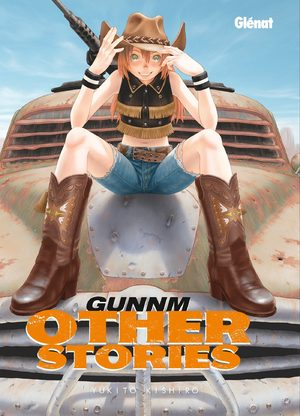 Gunnm other stories Manga