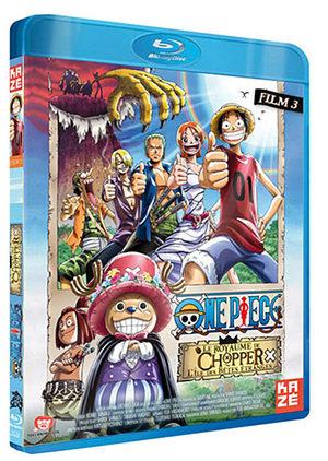One Piece - Film 03 : Le Royaume De Chopper, L'Île Des Bêtes Géantes