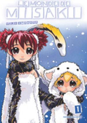 Le monde de Misaki Manga