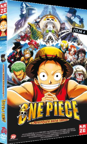 One Piece - Film 04 : L'Aventure Sans Issue
