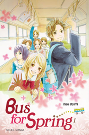 Bus for Spring Manga