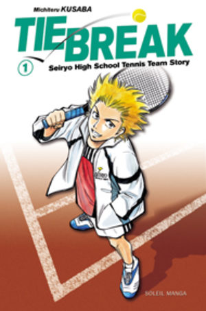 Tie Break Manga