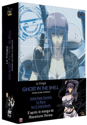 Ghost in the Shell : Stand Alone Complex - Trilogie