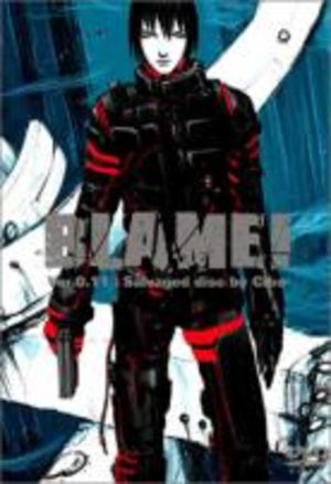 BLAME! Ver.0.11 Manga