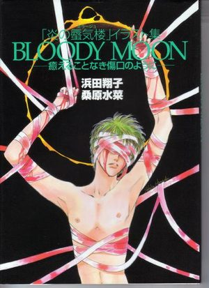 Honoo no Mirage - Bloody Moon - Illustrations
