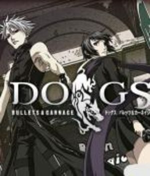 Dogs - Bullets and Carnage OAV