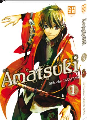 Amatsuki Artbook