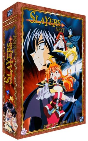 Slayers Next Série TV animée