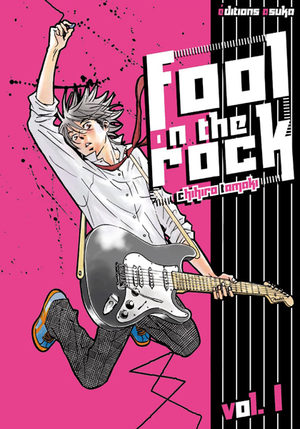 Fool on the Rock Manga