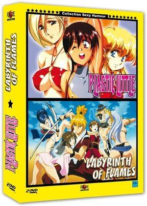 Plastic Little et Labyrinth of flames Manga