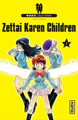 Zettai Karen Children Manga