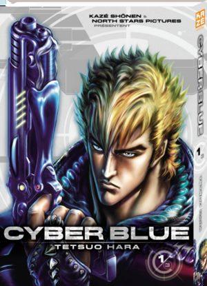 Cyber Blue Manga