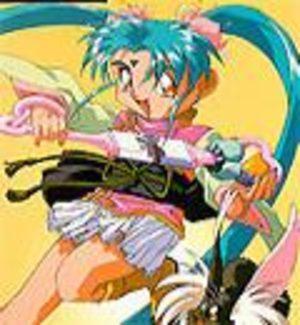 Magical Girl Pretty Sammy Manga