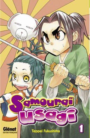 Samourai Usagi Manga