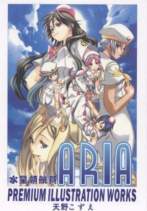 ARIA Premium Illustration Works Artbook