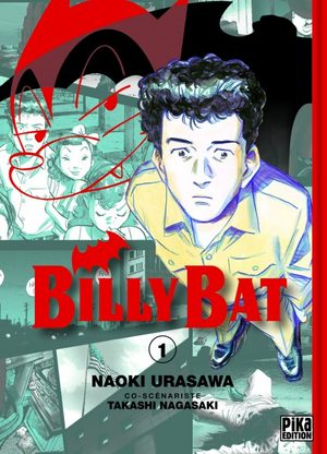 Billy Bat Manga