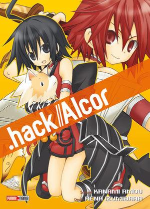 .Hack//Alcor Manga